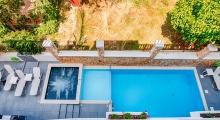 Alexis hotel pool