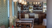 theodosi restaurant dining room