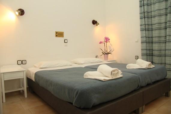 Alexis Hotel - Rooms